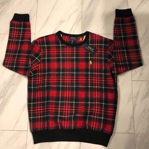 NWT Men's Polo Ralph Lauren Pullover Sweater
